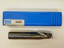 """SGS, SERIES 3, 5/8"""" SOLID CARBIDE END MILL #30367   B776"""