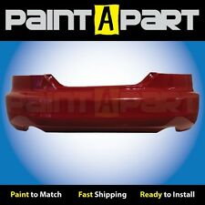 2003 Honda Accord Coupe (4CYL) Rear Bumper Painted R94 San Marino Red