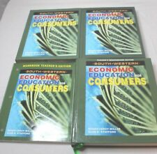 Economic Education For Consumers Teacher & Student Textbook Set by South-Western