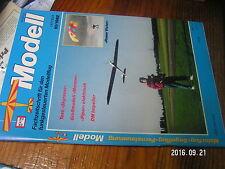 2?µ µ? Revue Modell Modelisme avions en allemand 10/1992