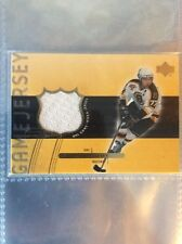 99-00 Upper Deck Raymond Bourque Game Used Jersey Boston Bruins Hockey Card