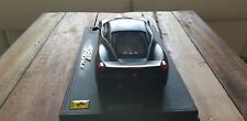 Bbr Ferrari 458 speciale noir mat  1 18
