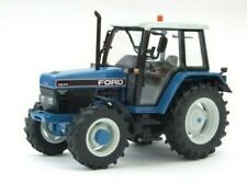 ROS30132 - Tractor Ford 6640 Sle 4 Wheels 2wd