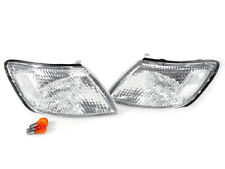 Depo Clear Front Corner Lights Lamps Set Fit For 97 98 99 Lexus Es300 Us Spec