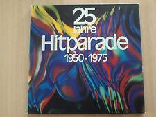 25 Jahre Hitparade 1950-1975 LP Box Set 63 445 (3 LPs) , Album, Vinyl, 046