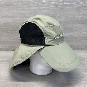Columbia PFG Fishing Hat Cap Omni-Shade Covered Neck Adjustable Unisex