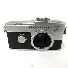 Olympus Pen F Body Half Frame SLR Film Camera Body From Japan NOT WORKING