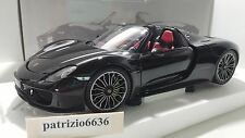 Minichamps 1/18 Porsche 918 Spider 2013 Black Art. 110062431