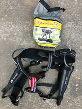 Metolius Safe Tech All-Around Climbing Harness Belt - Men's Gray / Black / Large