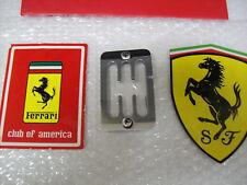 Ferrari 308 Transmission Shift Knob Gate Trim Plate Shifter Selector Gate QV OEM