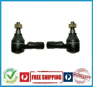 HOLDEN COLORADO RC 4X4 08-11 OUTER TIE ROD END KIT - PAIR