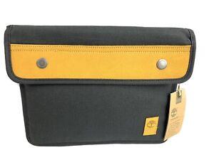 Timberland Natick Black/Wheat Unisex Tablet Sleeve J0810-001
