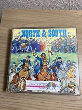 NORTH & SOUTH Infogames ZX SPECTRUM Cassette Game (1991)