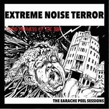 Extreme Noise Terror Grind Madness At The BBC LP The Earache Peel Sessions GREEN