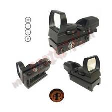 RED DOT 15X35 NERO BR-RD-01 o TAN BR-RD-02 BLACK RIFLE 1 MIRINO OLOGRAFICO LENTE
