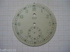 Cadran pendule pendulette ZENITH dial Uhr,montre 8 jours 85,5 mm Zifferblatt N4
