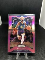 2019-20 Panini Chronicles Parallel Prizm Update Holo Pink KY BOWMAN RC #507