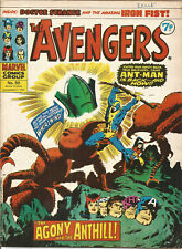 The Avengers The Agony & The Anthill #59 Nov 2 1975 (VF) Marvel Comic C307