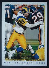 NFL 173 Shane Conlan St. Louis Rams topps 1995