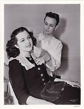 CONNIE RUSSELL Age 16 Original CANDID Make-up Vintage 1942 MGM Studio Photo