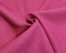 Pink & Purple Diagonal Rib Wool Jacketing/Coating - Soft, Feminine, Warm, Cozy!