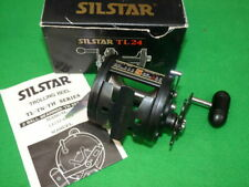 A Silstar TL24 Sea fishing boat or trolling reel super condition OUTLET