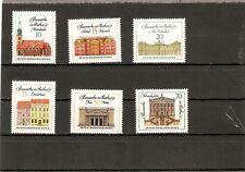 Briefmarken---DDR---1971-----Postfrisch----Mi 1661 - 1666---------