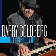 BARRY GOLDBERG - IN THE GROOVE   CD NEU