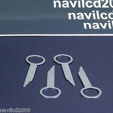 Audi radio navi chiavi di rimozione utensile a2 a3 a4 a6 a8 concert rns-e