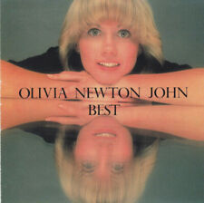 Olivia Newton-John – Best (1990) TF Japan CD compliation NEW sealed