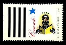 Canada #1536 MNH, Christmas Carolling Stamp 1994