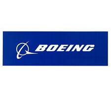 Boeing Aufkleber blue Boeing Sticker