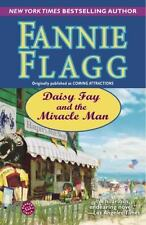 DAISY FAY AND THE MIRACLE MAN by Fannie Flagg FREE SHIPPING paperback book flag