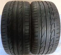 2 Sommerreifen  Bridgestone Potenza S001 * RFT 255/40 R18 95Y RA963