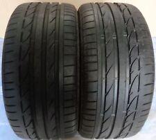 2 pneus d'été Bridgestone Potenza s001 * RFT 255/40 r18 95y ra963