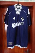 Quilmes Atletico Argentina 2002 - 2003 away football soccer shirt jersey Lotto