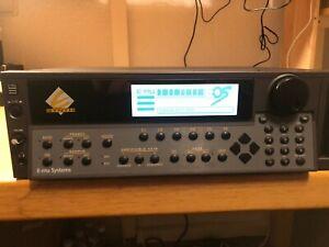 EMU E Synth E-mu Sampler Synthesizer + DM Sounds