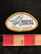 Swim Patch SHARK Barnet Leisure Front Crawl S83E