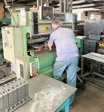 38 Ton Guifil Cnc Hydraulic Press Brake Assetexchangeinc