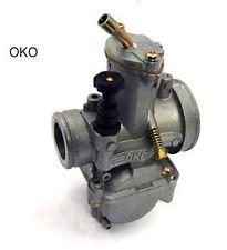 OKO D Slide 19 21 24 26 28 30 mm Carburetor Carb 210-220 5 Main Hex Jet s Kit