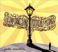 Mcmahon, Justin : Second Chances & Irreparable Mistakes CD