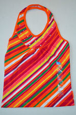 NWT The Children's Place (TCP) Multi-Color Striped Tank Halter Top XSmall 4