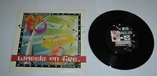 """Siouxsie & The Banshees Wheels On Fire 7"""" Single - EX"""