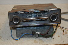 Mercedes Becker Mexico Monza Cassette Stereo fastening flap closing flap Radio