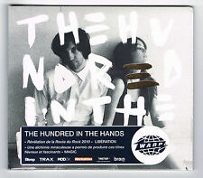 THE HUNDRED IN THE HANDS - WARP 2010 - 11 TITRES - NEUF NEW NEU