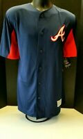 Freddie Freeman Atlanta Braves Adult Stitched Jersey New With Tags!