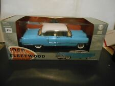 MIB Diecast Collectible Greenlight 1955 Cadillac Fleetwood Series 60 Special