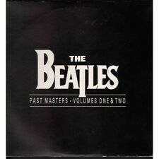 The Beatles 2 Lp Vinile Past Masters Volumes One & Two Parlophone EMI Nuovo