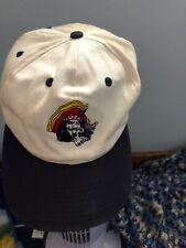 VTG CAPTAIN MORGAN SPICES RUM PIRATE Logo Hat Strapback