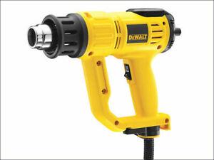 Dewalt Premium Heat Gun 2000 Watt 240 Volt D26414